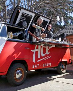 What do you get when a fun-loving ping-pong hall–slash–bar decides to hit the road? Why, Penny, of course, a 1978 Volkswagen bus modernized with a fully staffed bar under a retractable roof.Where: DenverBook It: From $1,000, acedenver.com