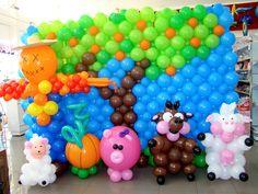 Painel com Balões: Veja como fazer passo a passo