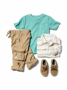 Toddler Boy Clothing: We ♥ Outfits