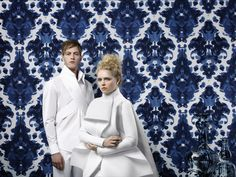 Behang/Wallpaper collection Neo Royal by Marcel Wanders - BN