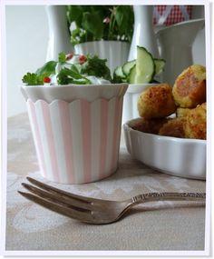 Bloggerin Beke empfiehlt Kinderrezepte mit Biss und Vitaminen: Heute gibt es köstliche Gemüse-Kugeln. #Kochen #Rezepte