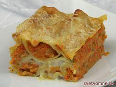 Cannelloni s tekvicou