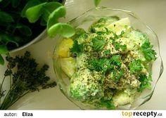 Brokolicový salát s kuřecím masem recept - TopRecepty.cz