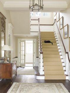 Home design – Sisal Staircase