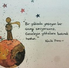 Küçük prens❤️❤️ Motto Quotes, Fb Quote, Book Quotes, Little Prince Quotes, The Little Prince, Motivation Sentences, Motivational Quotes Wallpaper, Good Sentences, My Philosophy