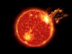 """NASA Kepler Mission--""""Enormous Solar Flares Sparked Creation of DNA Molecules Necessary for Life on Earth"""" - The Daily Galaxy --Great Discoveries Channel"""
