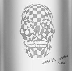 Gabriel Orozco Special Logo for Casa Dragones Tequila.
