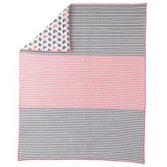 Blanket for big girl bed