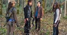 Norman Reedus Talks Big Daryl Spoiler in 'Walking Dead' Season 6 -- Norman Reedus sheds some light on the shocking ending of last night's 'The Walking Dead', which finds Daryl in quite a bit of trouble. -- http://movieweb.com/walking-dead-season-6-norman-reedus-daryl-spoiler/