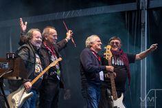 Quarteto 1111 regressaram ao Festival Vilar de Mouros