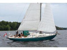 Whitby Boat Works Alberg 30