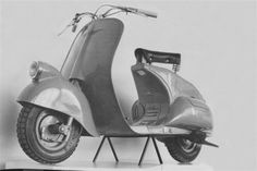 Vespa-scooter-first-production-prototype-1945-debut-photograph