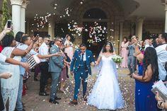 Real Weddings: Seymone & Byron