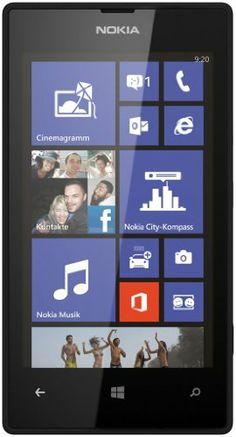 Nokia Lumia 520 Smartphone, Black [Italia]: Amazon.it: Elettronica