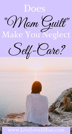 Are you a working mom dealing with Mom Guilt? Do you find it hard to leave your kids to do something for yourself for fear of feeling like a bad mom? Discover 4 facts that will change your mind.