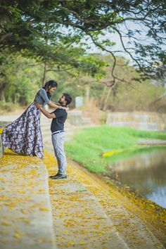 """Anuj Chheda """"Portfolio"""" Love Story Shot - Bride and Groom in a Nice Outfits."""