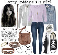 Harry Potter Fashion