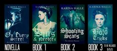 The Artists Trilogy - Karina Halle