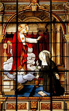 Promises of Our Lord to St. Margaret Mary for Souls Devoted to His Sacred Heart