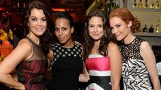 To all the amazing women: Happy International Women's Day!  Love #Scandal
