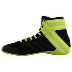 new style 7310b a20b0 adidas Combat Speed 4 Adult Wrestling Boots, Black, UK8. Boxing shoes.  Boxing equipment. Boxing accessories. Boxing kit. It s an Amazon…
