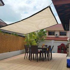 Patio Sun Shades, Deck Shade, Sun Sail Shade, Backyard Shade, Outdoor Shade, Pergola Shade, Pergola Patio, Backyard Patio, Backyard Landscaping