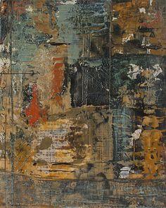 Traces of Places Forgotten II  Original Artwork: Patricia Oblack  http://patriciaoblack.com http://www.blurb.com/books/196889  Sold