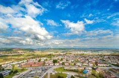 Office views, DVLA, Swansea