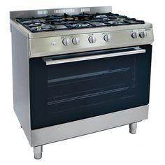 90cm Gas Hob with Gas Oven Freestanding Cooker Award A9060G