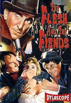 The Flesh and the Fiends (1960) Stars: Peter Cushing, June Laverick, Donald Pleasence, George Rose, Renee Houston, Dermot Walsh, Billie Whitelaw ~   Director: John Gilling