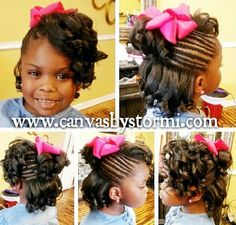 Perfect Ponytails, Braided Masterpieces, Locs, Teenage Styles