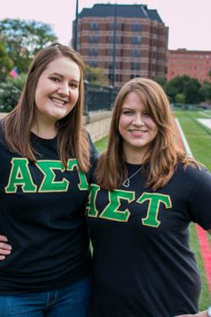 """Did you know the founders of the chapter originally sought out to form a social club, before deciding to start a new sorority? """"We contacted several sororities & the people that we met from AST were kind, welcoming, & supportive. One of the things that we most appreciated about them was their support of our philosophy that """"pledging"""" was not to be a process of humiliating members but rather embracing new pledges & establishing a strong bond between sisters."""" --Beta Delta Founding President"""
