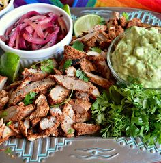 This is How I Cook: Grilled Mexican Pork (Oaxaca Style) and #CookoutWeek 2016