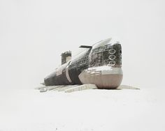 Danila Takatchenko, 12. The world's largest diesel submarine, 2015, from the Restricted Areas series, Courtesy of the artist-CRsite  https://www.creativereview.co.uk/cr-blog/2016/august/restricted-areas-danila-tkachenkos-photographs-of-russian-ruins/
