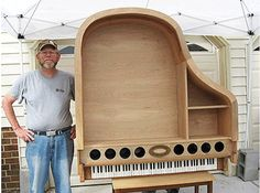 piano re-purposing - good instructions on taking it apart