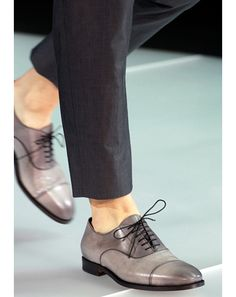 Captoes > Brogues.  Why do people not see this?
