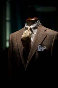 ethandesu:    Coming soon to The Armoury  Attolini Made to Measure
