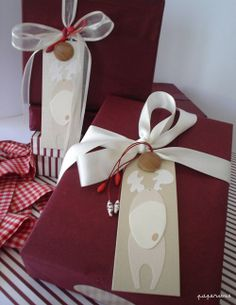 Impressive Gift Package Design Inspiration for Christmas - noupe