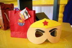 Festa Super Heróis   Macetes de Mãe