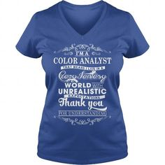 Color Analysts World