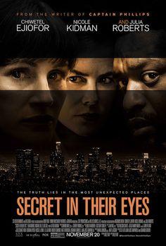SECRET IN THEIR EYES movie poster No.5