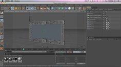 Beginning C4D 101: Video-Textures