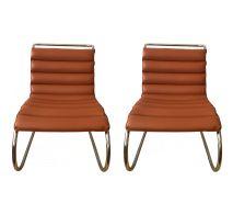 Knoll Mr. Lounge Chairs Set