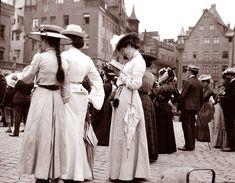 vintage everyday: Wonderful Vintage Photos of Daily Life in Germany in the 1900s