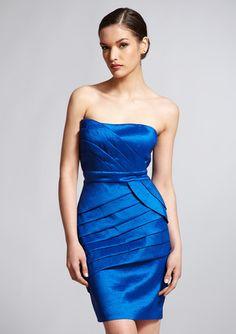 COBALT...oooh la la dress!! ;))
