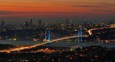 Bogazici Bridge Istanbul/Turkey