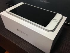 New gift for me this year <3 #apple #iphone #6