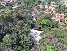 Parque dos Saltos no Centro de Brotas - SP