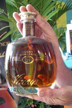 Cuban Formula Rum at the SoBe Food & Wine Festival 2012