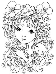 what happened to Jeremiah Ketner Printable Adult Coloring Pages, Cute Coloring Pages, Fairy Coloring, Doodle Coloring, Coloring Pages To Print, Free Coloring, Coloring Sheets, Coloring Books, Colorful Drawings